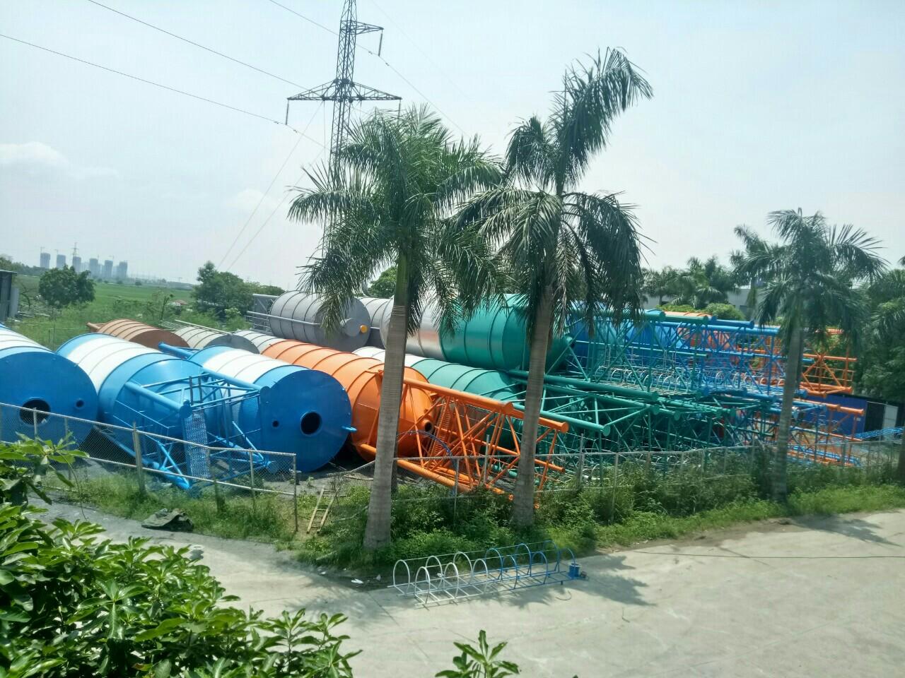 Si lô Hà Thanh HQVN 60 tấn